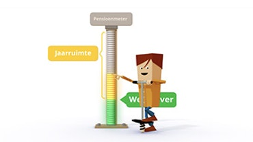 Jaarruimte video banner