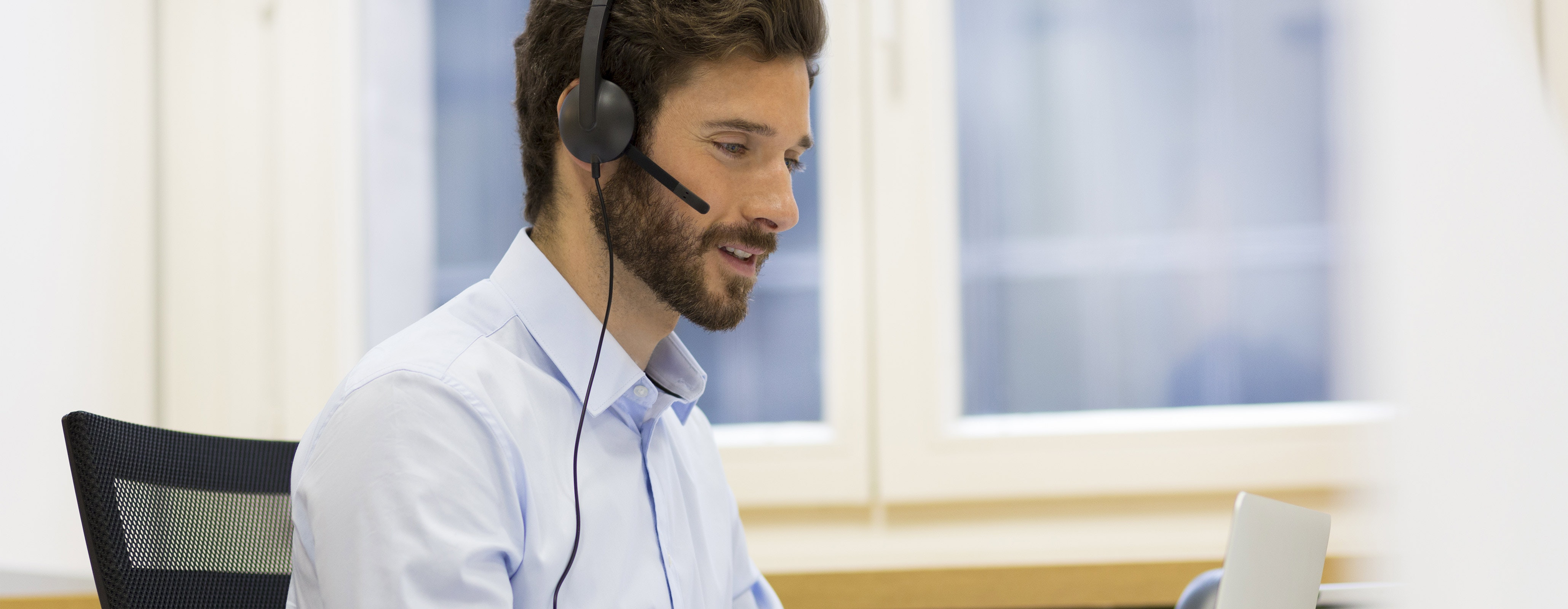 Collega is het contactcenter