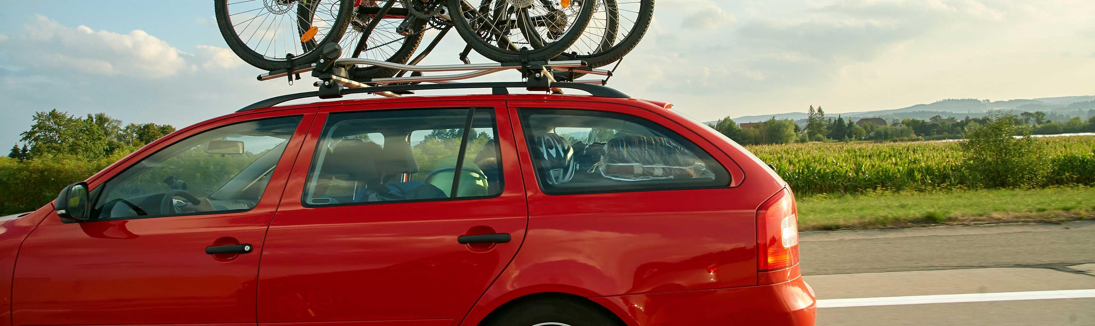 Met uw fiets erop uit