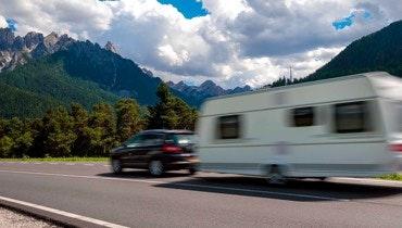 Caravan op pad