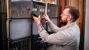 Een SCIOS Scope 10-rapport is vaak vereist om uw bedrijfspand te kunnen verzekeren tegen bijv. brand.