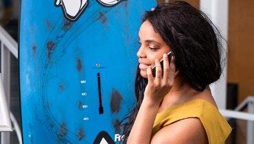 Vrouw belt met jurist voor incasso-dienst | VvE | Ondernemerswinkel