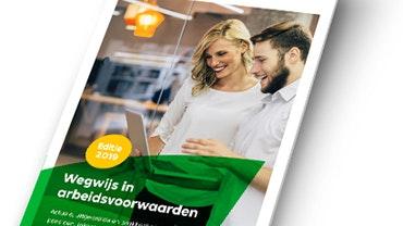 Cover e-book Wegwijs in arbeidsvoorwaarden